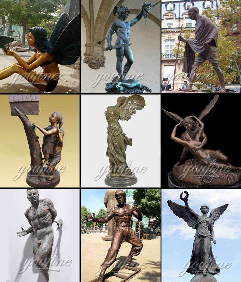 Outdoor Bronze sculpture