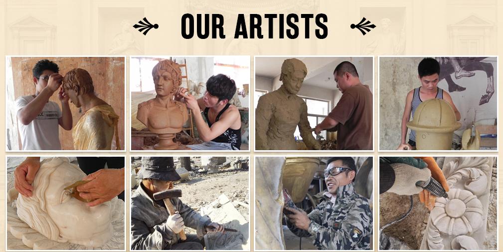 Youfine-Sculptor-Artists