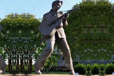 Outdoor-Life-Size-Famous-Bronze-Elvis-Presley-Statue