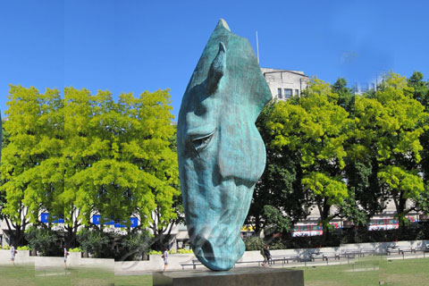 life-size-bronze-horse-head-